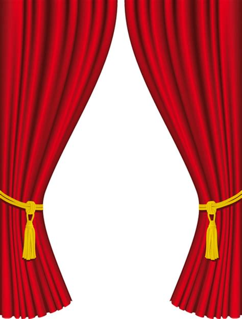 red curtain vector red curtain for backstage design vector free vector in