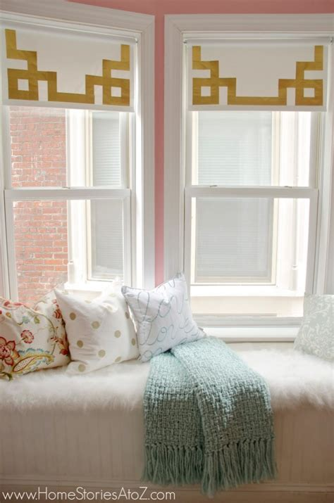 tape and drape lowes how to make greek key shades with duck tape home