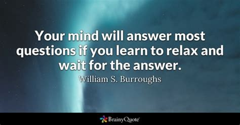 awareness questions and answers on taming your mind books questions quotes brainyquote