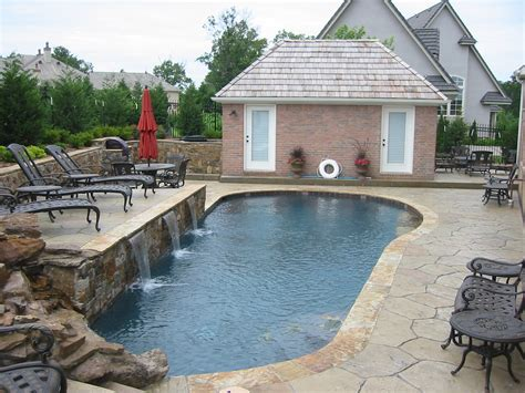 Backyard Pools Guthrie Ok Custom Pool Waterfalls Water Features Ponds Backyard