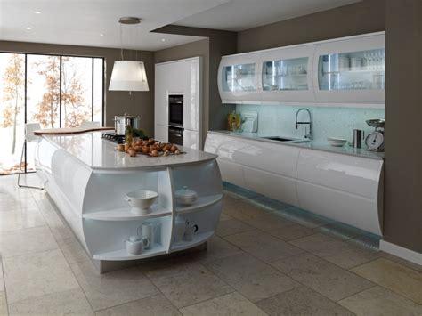 Bamboo Kitchen Island by Contemporary Kitchens Kitchen Ergonomics