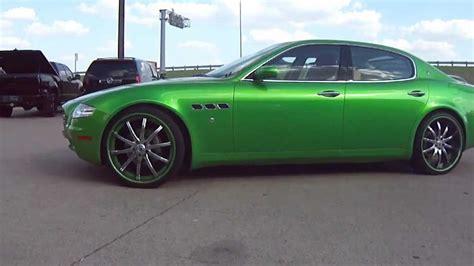 Dallas Maserati by Trendsetters Dallas Maserati W Imported Exhaust