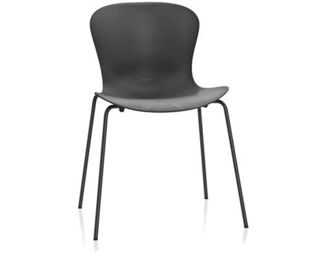 nap stackable side chair hivemodern
