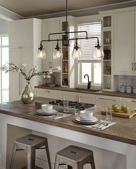 light fixtures kitchen island black kitchen island