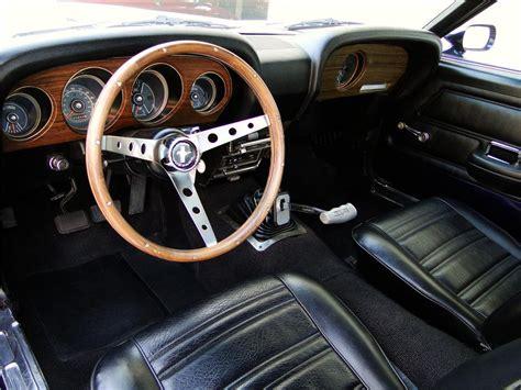 1970 mustang interior 1970 ford mustang fastback 93652