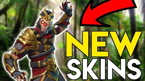 which fortnite skin should i buy fortnite quot new wukong skin quot and quot new axe quot gameplay