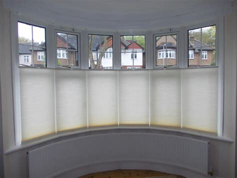 Bow Window Curtain Ideas changing curtains highgate north london bottom up blinds quot