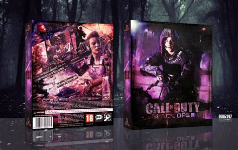 Ps3 Call Of Duty Black Ops Reg 4 call of duty black ops 3 playstation 4 box cover by rob2197