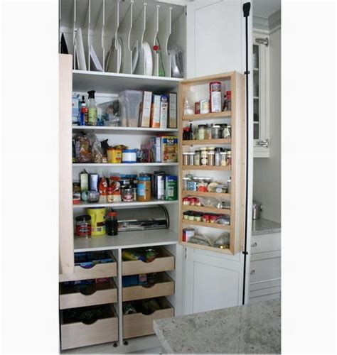 Built In Pantry by Built In Pantry Organization Ideas Kitchen