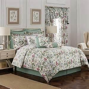 williamsburg palace reversible comforter set in ivory