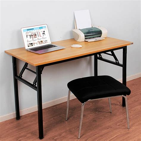 Amazon Com Need Computer Desk Office Desk 47 Quot Folding Folding Office Desk