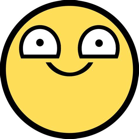 Super Happy Meme Face - smiliesftw