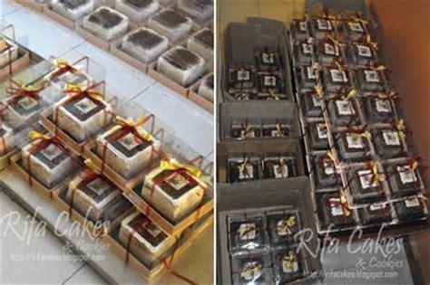 Teh Kotak Satu Dus rifa cakes cake shop in bandung october 2010