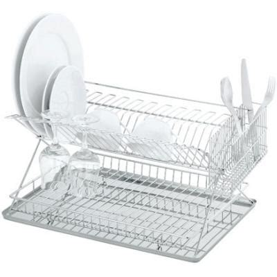 2 Tier Dish Rack Stainless Steel by Inox X Profile Two Tier Dish Rack With Stainless