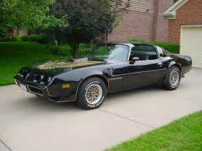 1979 Pontiac Firebird Trans Am 1979 Pontiac Trans Am Special 10th Anniversary Edition