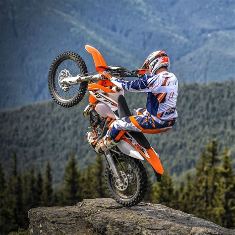 2015 ktm motocross bikes ktm exc 2015 media launch romania derestricted
