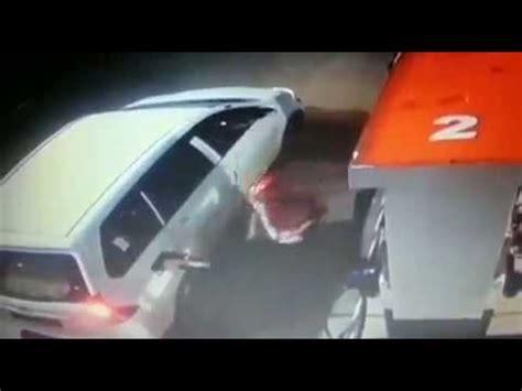 Cctv Pekalongan rekaman cctv detik detik ambruknya pom bensin di spbu merdeka pekalongan