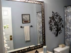 mirror trim for bathroom mirrors diy frame mirror with trim and tile diy