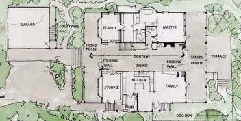 Dogtrot House Floor Plan Trot House Plans Images