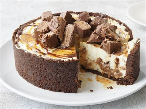 best cheese cake recipe mars bar cheesecake recipe best recipes