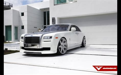 roll royce vorsteiner 2014 vorsteiner rolls royce ghost supercar car tunning