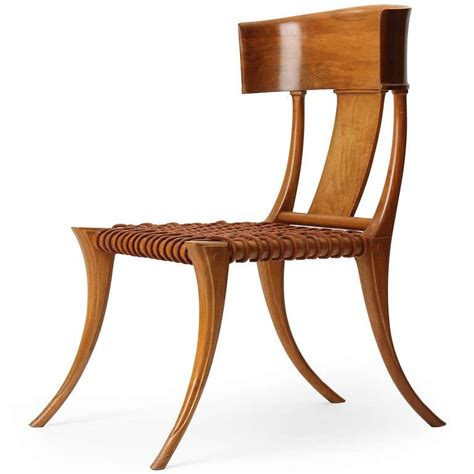 klismos chairs klismos chair by t h robsjohn gibbings at 1stdibs