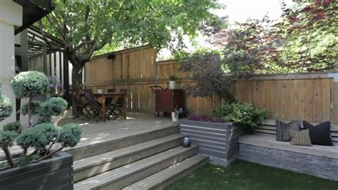 how to make a backyard exterior design how to design a small easy to maintain