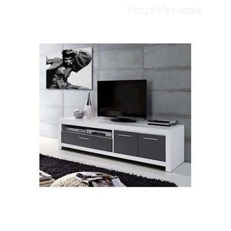 Bien Meuble Chaine Hifi Ikea #2: cross-meuble-tv-175cm-blanc-et-gris-20151204073011.jpg