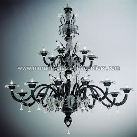 lucia chandelier quot santa lucia quot two tier large murano glass chandelier