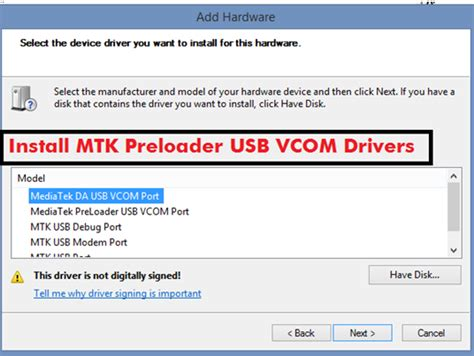 tutorial instal windows 7 32 bit windows 7 8 10 mtk spd vcom usb drivers for 32 64 bit