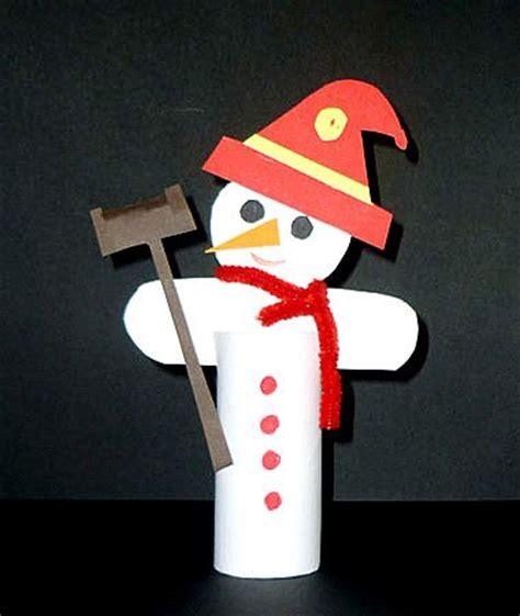 Weihnachtssachen Basteln by Schneem 228 Nner Aus Klopapierrollen Weihnachten Basteln