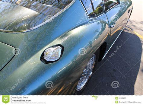 len klassiker brittisk sportbil f 246 r klassiker royaltyfri fotografi