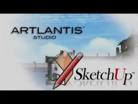 tutorial sketchup artlantis tutorial artlantis con sketchup introducci 243 n youtube