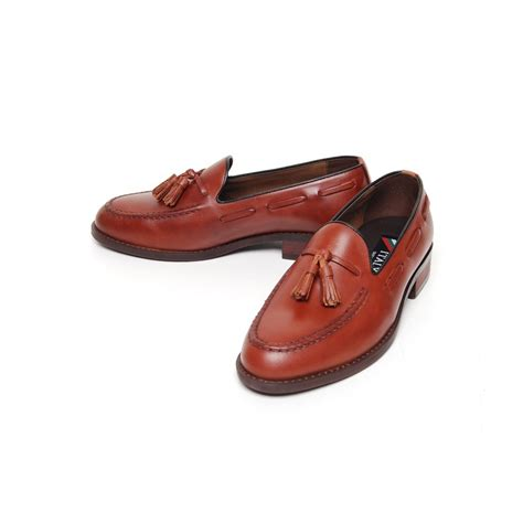 mens lace loafers s leather side lace low heel tassel loafer shoes