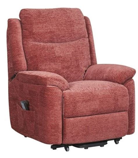 motorised recliner armchairs evesham fabric electric dual motor riser recliner chair