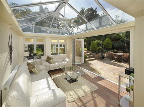 orangery door idea your place open plan living