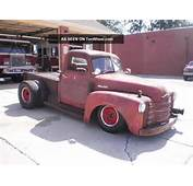 Rat Rod Chevy Trucks Pictures To Pin On Pinterest