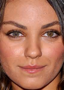 mila kunis eye color mila kunis different colored