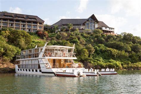 tige boats lake country shayamanzi houseboats lake jozini luxury cruises