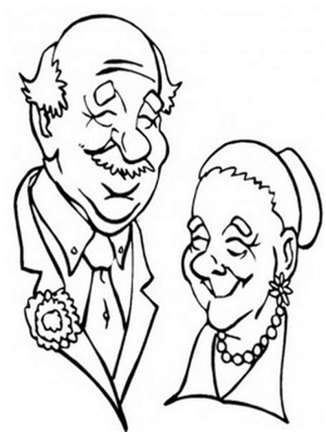 Great Grandfather Clipart 41 Grandfather Coloring Pages