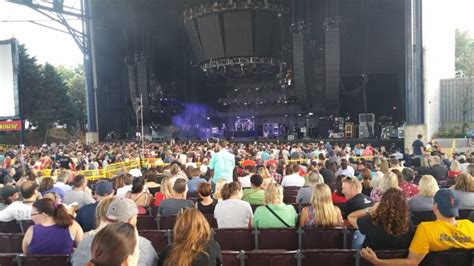live section jiffy lube live interactive seating chart