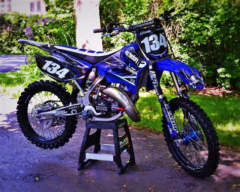 13027 Blue Sml mx factory restyled 06 yz 125 arrowhead428 s bike check vital mx
