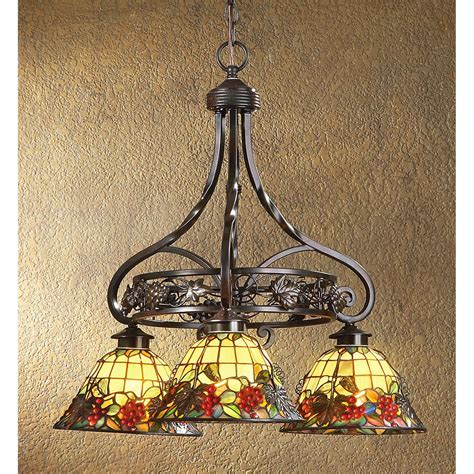 tiffany ceiling ls canada quoizel 174 tiffany style 3 light ceiling light 221307