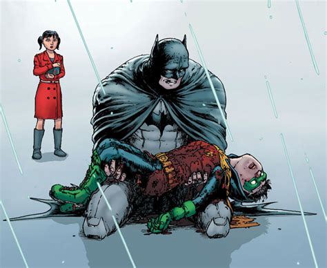 Dc L by Dc Comics Kills Robin Again L7 World