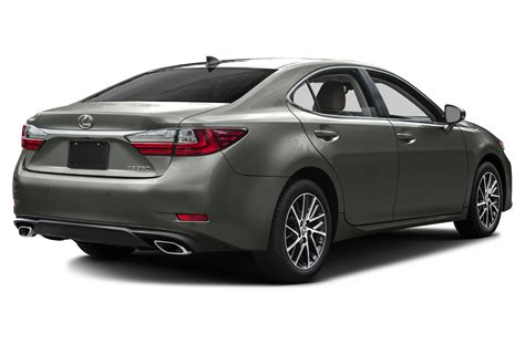 cars lexus 2017 new 2017 lexus es 350 price photos reviews safety