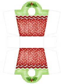 christmas gift box purse free pdf printable scrap y mas