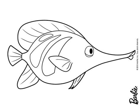 coloring pages cute fish www pixshark com images