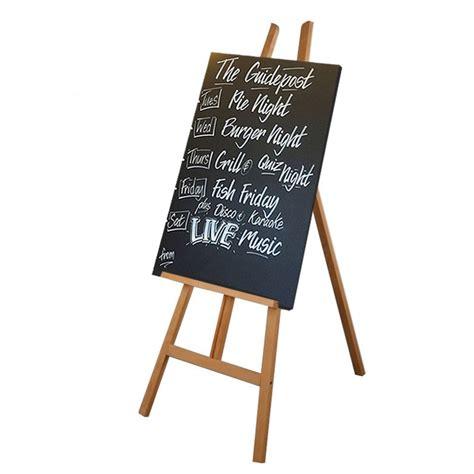 Blackboard Stand blackboard easel package discount displays