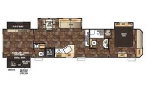 Forest River Rv Floor Plans by 2016 Cherokee 39kr Floor Plan Park Trailer Forest River Rv