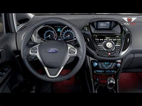 B Max Interior by 2013 Ford B Max Interior